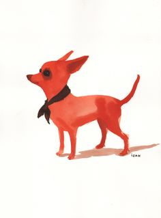 #izakzenou #izak #trafficnyc #illustration #dogs