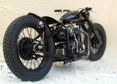Black Lightning BSA