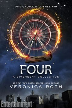 Four: Divergent Collection by Veronica Roth