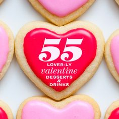 55 Lover-ly Valentine Desserts and Drinks