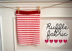 Time Out for Women - {DIY} Ruffled Skirt
