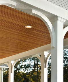 Elberton Way (SL-1561) by architect Mitchell Ginn traditional porch