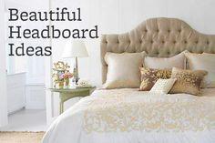 Beautiful Headboard Ideas