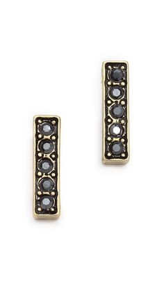 femme fatale earrings / vanessa mooney