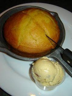 Smokey Bones Cornbread and Pecan Butter Copycat Recipes