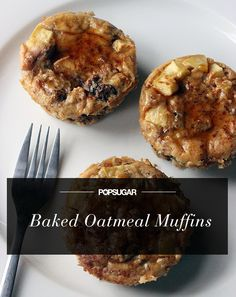 Give Your Morning Oatmeal a Muffin Makeover