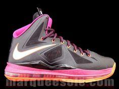 "Nike LeBron 10 - ""Floridians"""