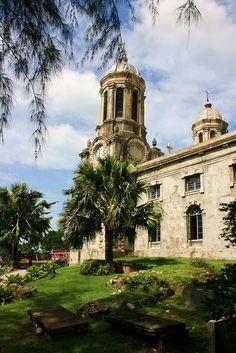 St. John's Cathedral (St. John's, Antigua and Barbuda) #Caribbean_Beach_Resort ~ http://VIPsAccess.com/luxury-hotels-caribbean.html