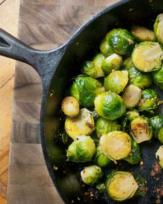 3 yummy Brussels Sprouts #recipes  Get your daily dose of Vitamins C and K