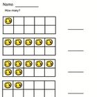 A cute paper to add to your unit on the Polar Express. These worksheets are also included in my Polar Express Unit. The children will count the b...