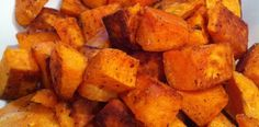 Try this Ethiopian twist on the classic roasted sweet potato dish.