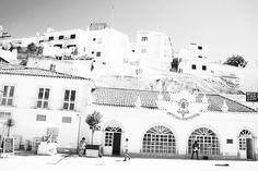 Old town centre, Algarve