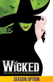 18) After dinner I'd head over to The Paramount theatre and see Wicked. I've always wanted to see it, but never got the time. I mean who doesn't want to see a broadway musical about witches in the land of Oz?