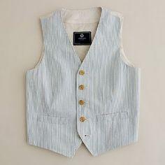 Boys vest #tutorial