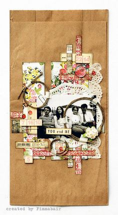 Paper bag - you&me | Flickr - Photo Sharing!
