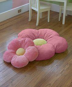 Pink Daisy Pillows