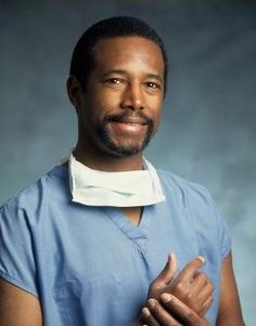 """Dr. Ben Carson's eye-hand coordination and three-dimensional reasoning skills made him a gifted surgeon.  After medical school he became a neurosurgery resident at Johns Hopkins Hospital in Baltimore. Starting off as an adult neurosurgeon Carson became more interested in pediatrics. Since then he has been the head of the pediatric neurosurgeon department.  Read his book """"Gifted Hands""""."""