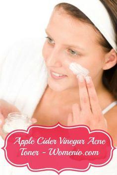 Apple Cider Vinegar Acne Toner