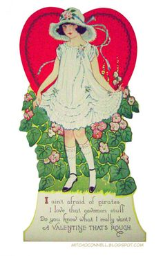 Bizarre And Hilarious Collection Of Vintage Valentine Cards - DesignTAXI.com