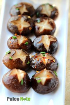 roasted mushrooms fresh mushrooms shitake or button kosher salt black ...