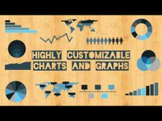 Data Pop Infographics and Charts for FCP X