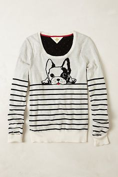 Top Dog Pullover #anthropologie
