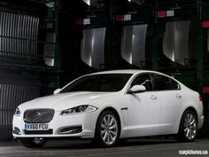 2012 Jaguar XF. My car!!