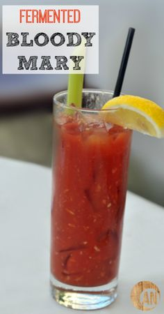 Fermented Bloody Mary