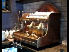 ▶ Dmitry Tihonenko's STEAMCOFEE - YouTube