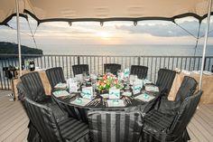 Jumeirah Port Soller Hotel & Spa, Mallorca - dinner table views