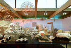 Louisiana Museum of Modern Art Olafur Eliasson, Model room, 2003