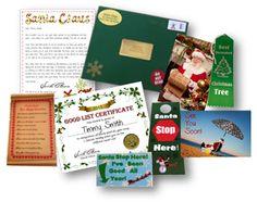 Win a FREE Reindeer Package.