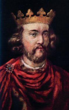 Henry III, House of Plantagenet, b.01 October 1207 d.16 November 1272, John & Isabella of Angoulême. King of England 1216-1272.