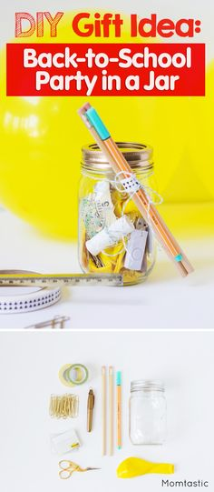 The perfect #DIY for teachers and kiddos!