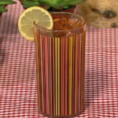 Clinton Kelly's Spiked Ice Tea - the chew - ABC.com