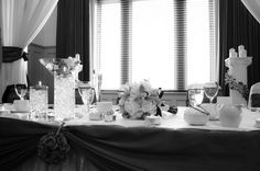 wedding - head table