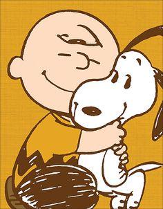 Charlie Brown & Snoopy <3