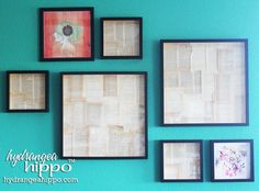 book pages, book craft, recycl book