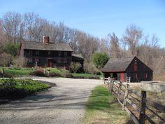 French Andrews House,Topsfield,Massachusetts
