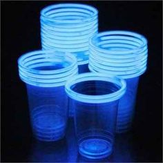 Glow Stick Party Cups for Night Games | 26 Essential Products That Will Make You The Life Of Any Party