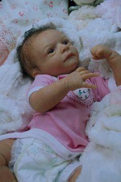 Mummelbaerchens Rosie, so cute Reborn Baby Girl, sculpt by Olga Auer, | eBay