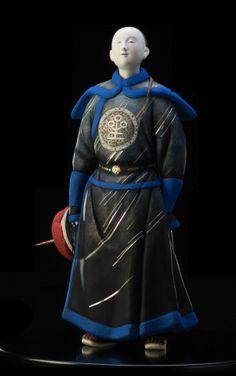 Shinkyo Nakamura 'Hakata Doll'