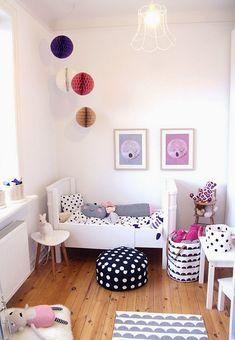 sweet girls' rooms