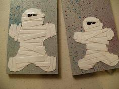 halloween preschool art, idea, art crafts, math lessons, halloween crafts, paper strip, art activities, gingerbread man, math skills