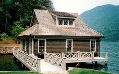 boat houses, cabin, lake houses, norri boathous, houses lake