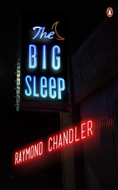 Raymond Chandler book covers   Theo Inglis