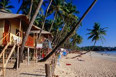 Palolem Beach, Goa ~ Definatley stopping here during my travels in Jan/Feb/Mar '13