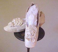 Chaussures de fillette Victoria et Elizabeth