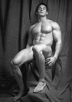 Sexy muscle guys this man, magic, jesus, candi, channing tatum, art, greek gods, men, eye