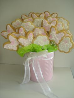 Spring Cookie Bouquet